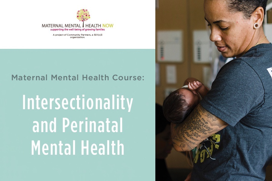 Intersectionality and Perinatal Mental Health